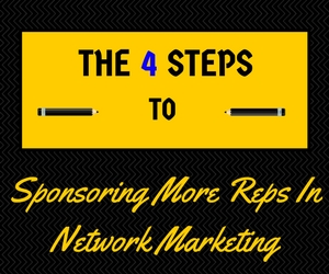 network marketing sponsoring
