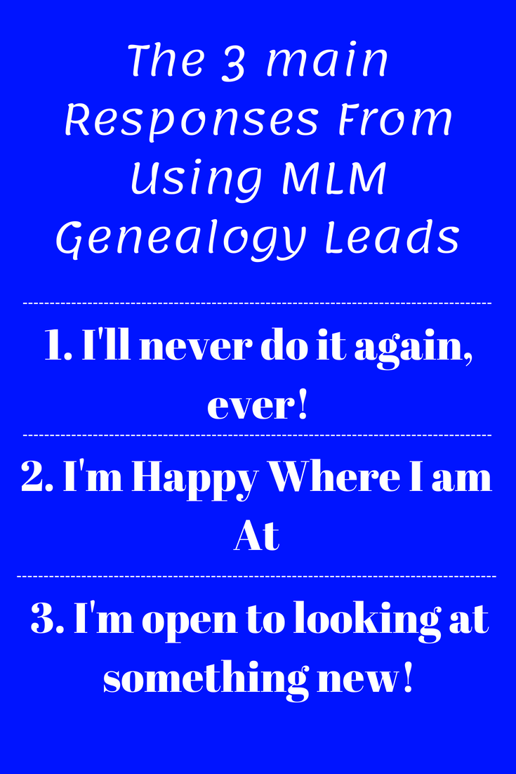 mlm-genealogy leads-and-reports